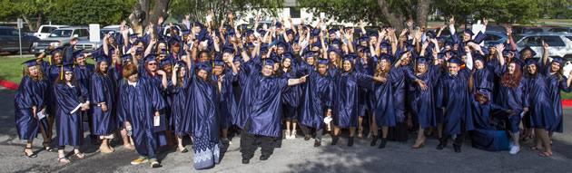 2017 graduating class