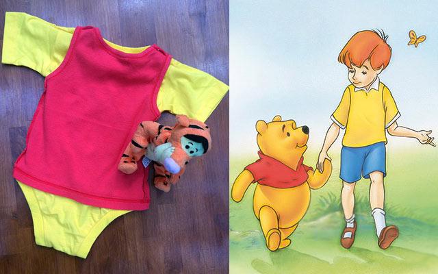 winnie the pooh costumes diy. Black Bedroom Furniture Sets. Home Design Ideas