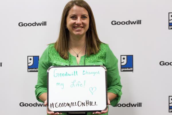 Lauren #GoodwillOnHill