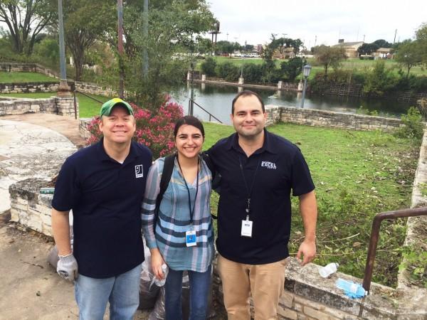 James Yontz, Ana Perez, Matthew Williams