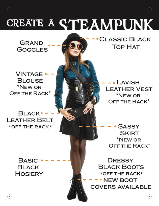 Create a Steampunk