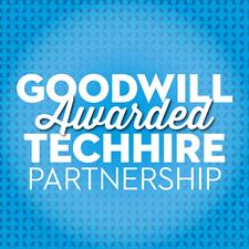 Goodwill awarded Techhire partnership