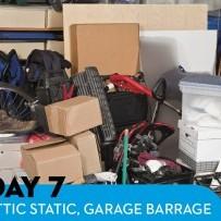 7 Day declutter blog