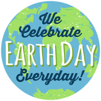 We celebrate earth day every day !