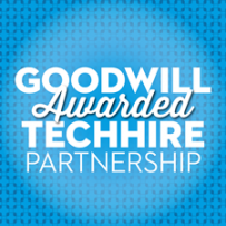 Goodwill Awarded TechHire Partnership