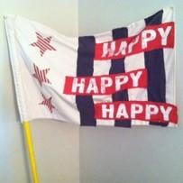 DIY flag