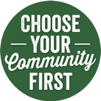 Choose your Community First!