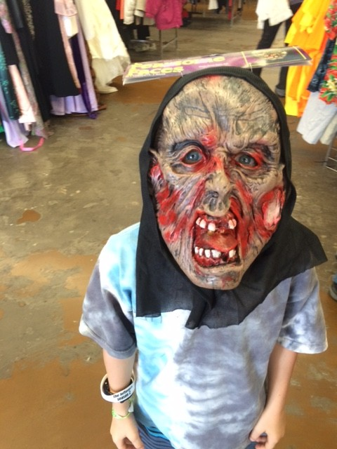 scary mask 1