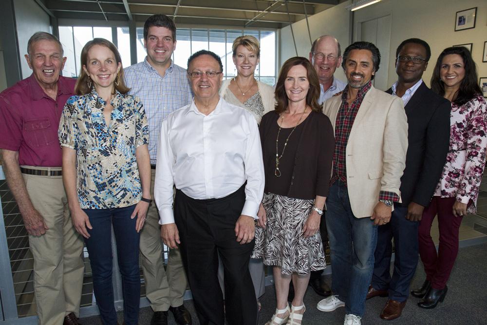 2017 Board Executives