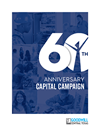 60th Anniversary Capital Campaign Booklet