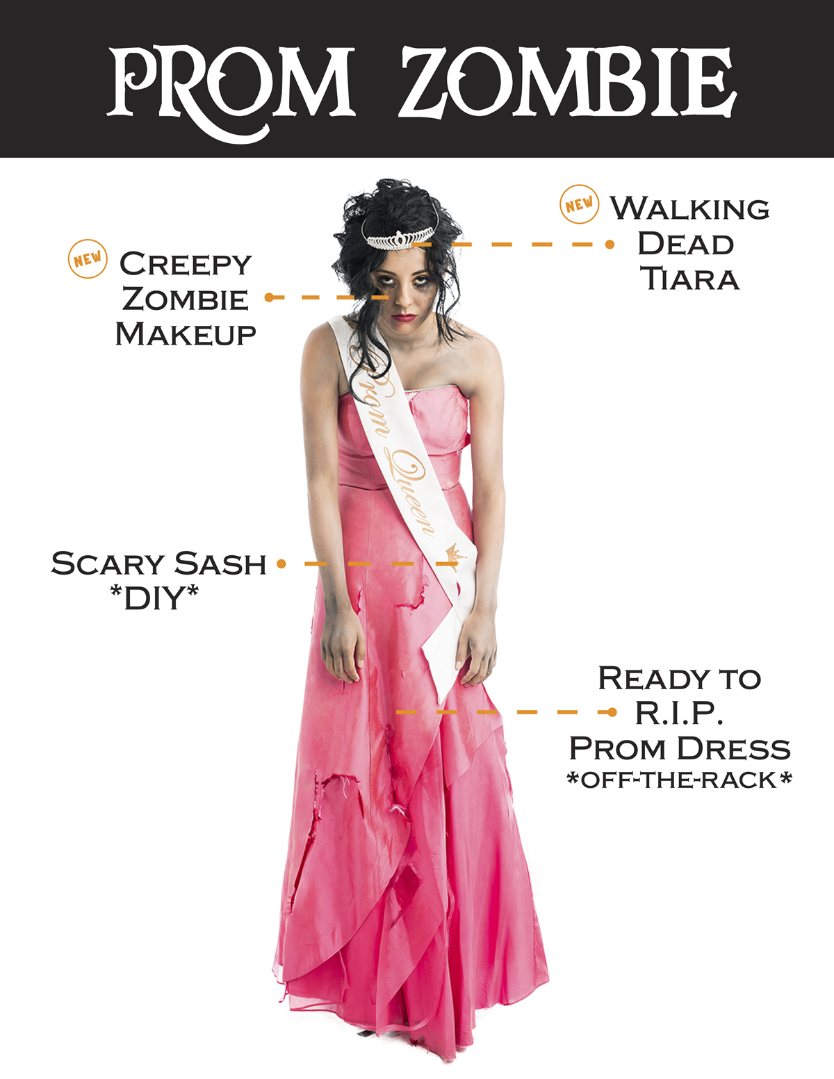 Prom Zombie | Goodwill of Central Texas