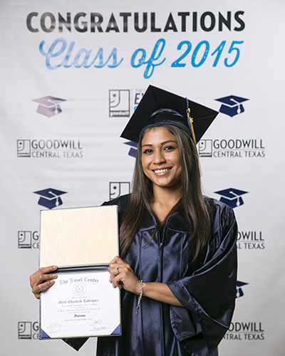 graduate opportunities goodwill excel center goodwill of central