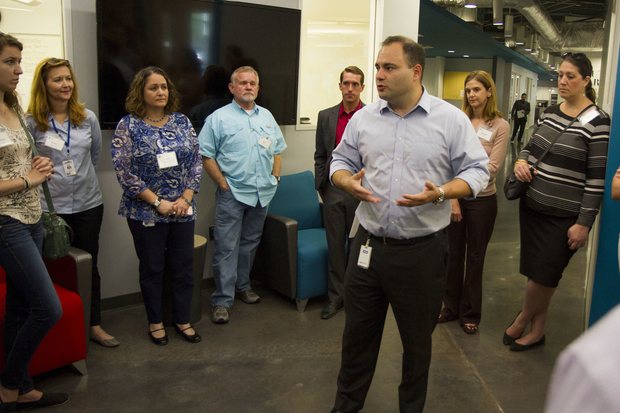 The Real Goodwill Tour at the Computer Museum