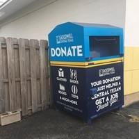 Toybrary Donation Bin